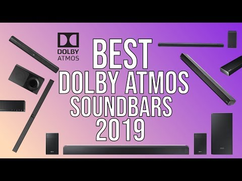 BEST DOLBY ATMOS SOUNDBAR 2019 | TOP 5 BEST DOLBY ATMOS SOUNDBARS | HOME THEATER | GAMING | MUSIC Mp3