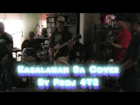 Kasalanan Ba, Men Oppose Cover By Proj 4T2