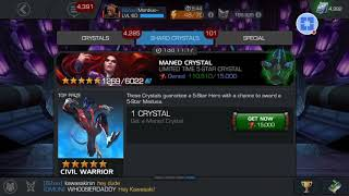 Medusa Featured Crystal Opening!