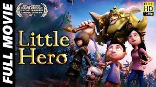 Little Hero Telugu Dubbed Full Movie | Award Winning Movie In International Animation Festival | MTC