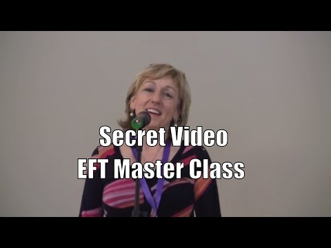 338a Secret video EFT Master Class 2010 where Robert Gene Smith shares Faster EFT