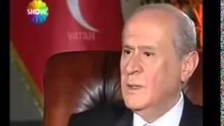 Türk Halkının Milliyetilik Anlayışı  ve Devlet Bahçeli'nin Sözleri.