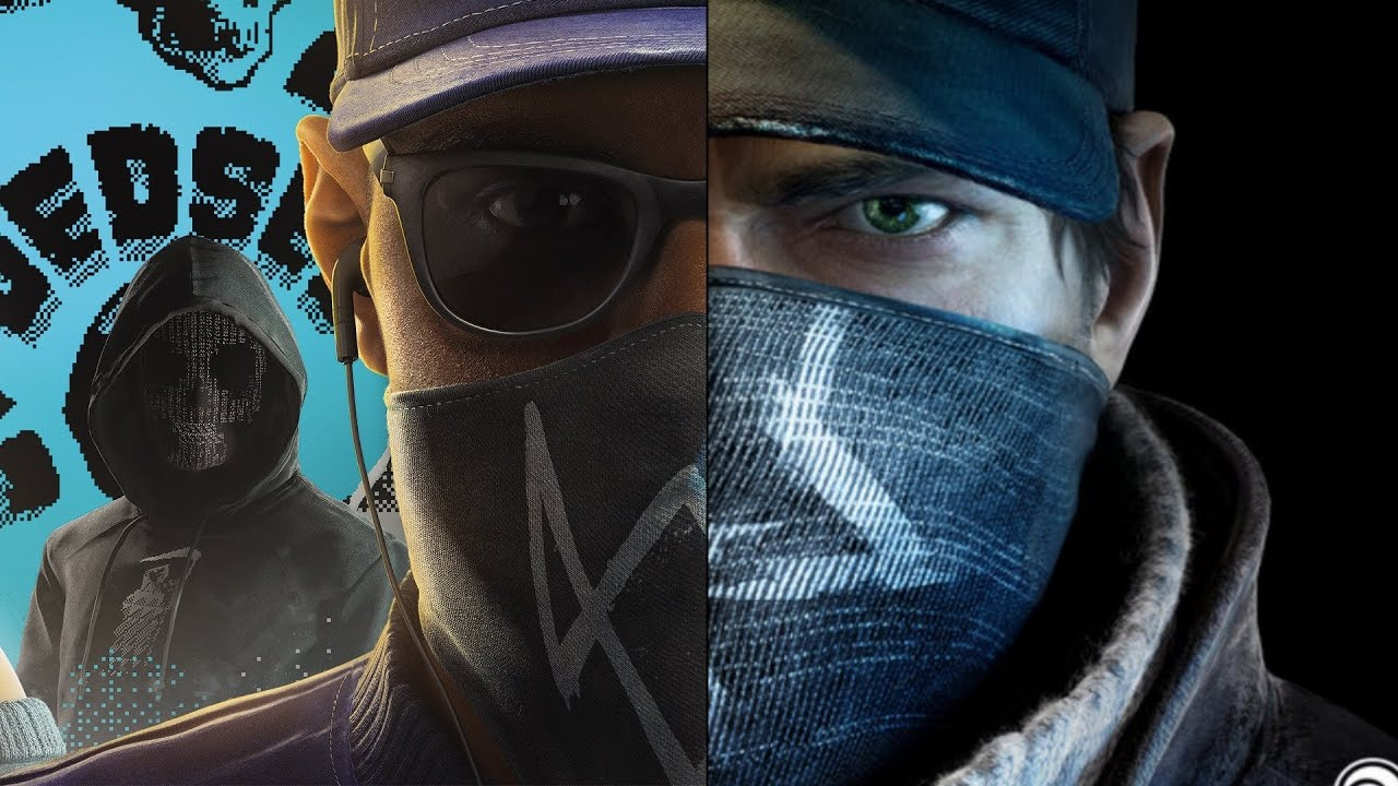Pictures Of Watch Dogs 2: Watch Dogs Vs Watch Dog 2 (Graphics & Gameplay)