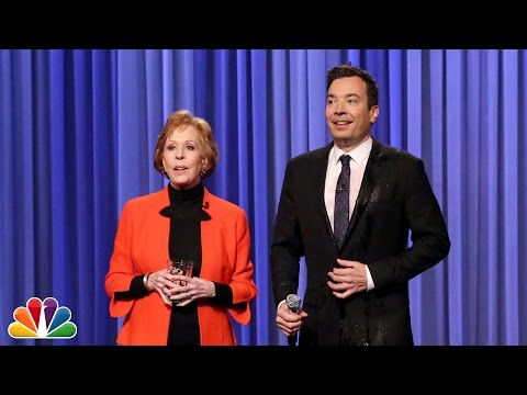 "Carol Burnett and Jimmy Sing Carol's Famous ""Sign Off"" Song"
