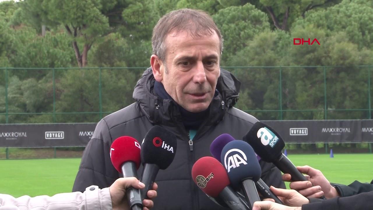 Abdullah Avcı: Robinho transferinden mutluyuz