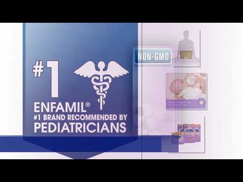Enfamil PREMIUM Non-GMO Gentlease Infant Formula - Clinically Proven to reduce