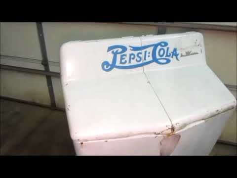 Download Heintz Gullwing Pepsi 'double dot' cooler - 1 - Project introduction....