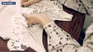 Как декорировать майку кружевом и бусинами(, 2013-09-16T15:08:23.000Z)