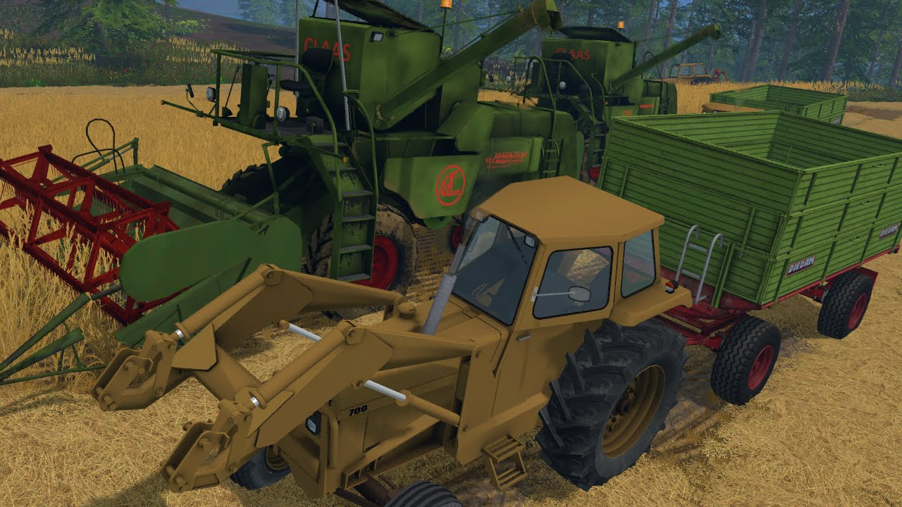 Summer In Norway Wheat Harvest FS YouTube - Southern norway map ls15