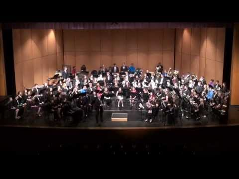 Iowa State University and Linn-Mar HS Present An Outreach Concert
