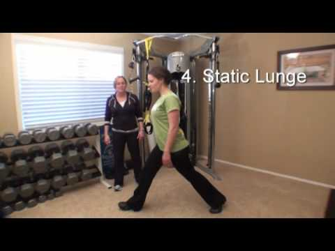 Home Fitness Training With Cari Ham and Julieanna Hever …
