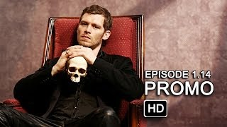 The Originals 1x14 Promo - Long Way Back from Hell [HD]