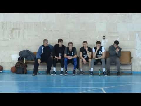 «Далер» - БК «Ялта» - 7 тур сезона-2018/2019