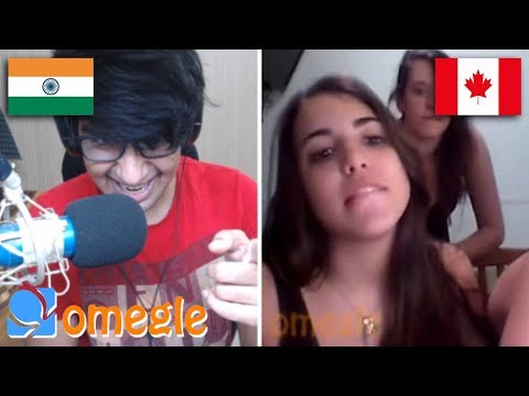 GIRLS TRIPPIN IN OMEGLE! (Ep - 20) | Indian Omegler