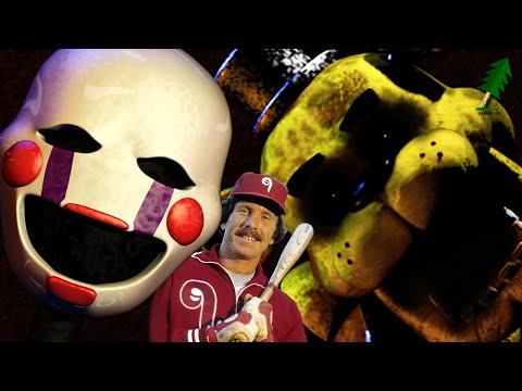 Mike Schmidt (Five Nights at Freddy's): The Story You Never Knew