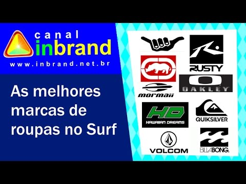 b73b9b5efbe As melhores marcas de surf (Surf Wear clothing) - YouTube