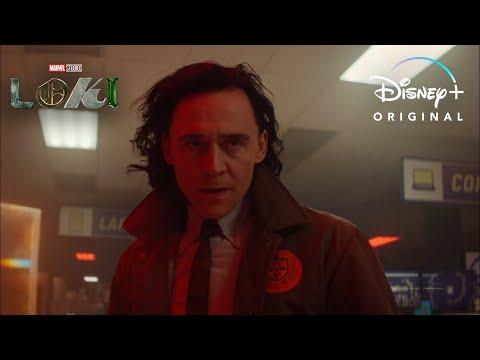 Loki   Anuncio: Señorita Minutos   Disney+