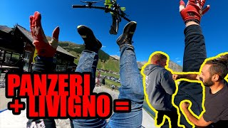 COMPLEANNO DEL PANZERI A LIVIGNO! THE DREAM!