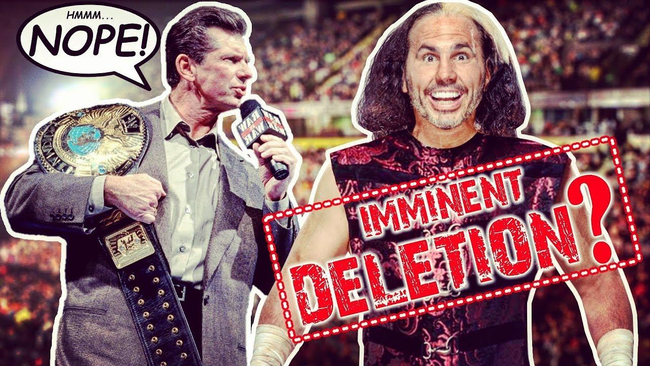 ???? 10 Ways WWE Could DELETE Woken Matt Hardy! ????????