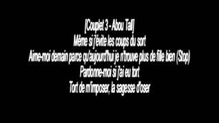 The Shin Sekai aime moi demain ft Gradur (Lyrics)