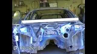 Как проверить наличие перекоса на битом кузове.Способ -1. Кузовной ремонт. BODY REPAIR(, 2013-05-17T21:59:28.000Z)