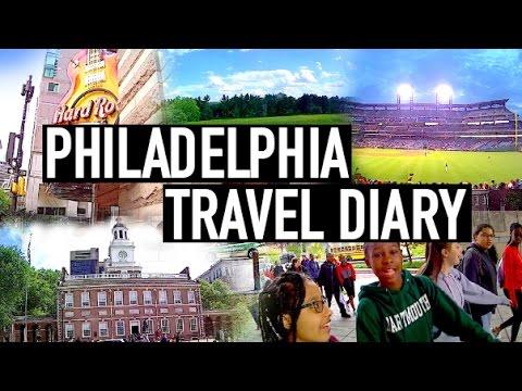 PHILADELPHIA TRAVEL DIARY 2016
