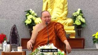Dhamma Talk by Luangpor Pramote: Awakening from Thoughts  Part 2