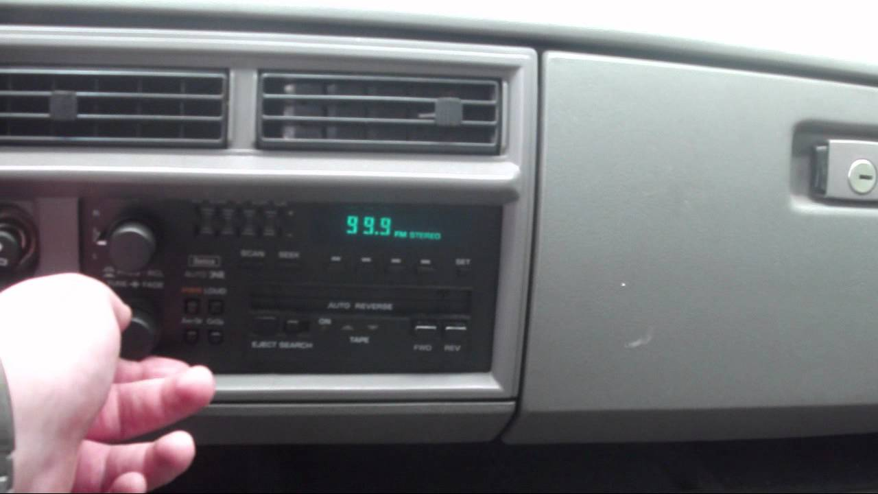 Blazer 94 chevy s10 blazer : 1994 Chevrolet S10 Blazer Tahoe 4-door 4x4 walkaround - YouTube