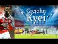 The GiF who makes goal scoring easy: Grejohn KYEI