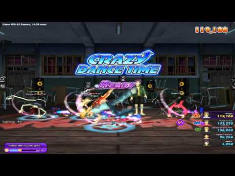 Audition - With You , Crazy Dance 4 , Perfect Chance ~ Audition AyoDance