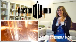 TARDISgirl Reacts - Doctor Who: 12th Doctor