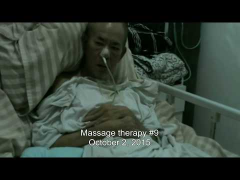 massage therapy for chronic bed sore, pressure ulcer, decubitus, Skeleton