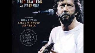 Eric Clapton Lay Down Sally Live ARMS