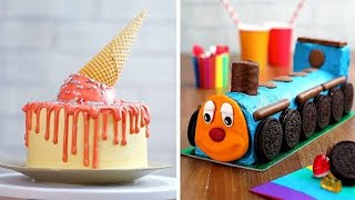 15 Delicious Cake Decorations and Food Hacks