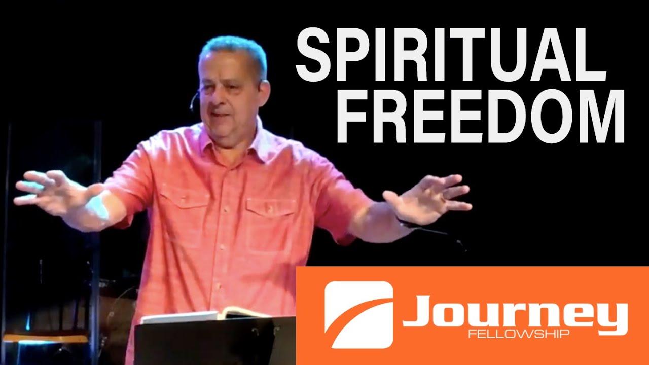 Spiritual Freedom I Pastor Derek Witt