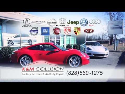 K&M Collision | Auto Body Shop In Hickory, North Carolina