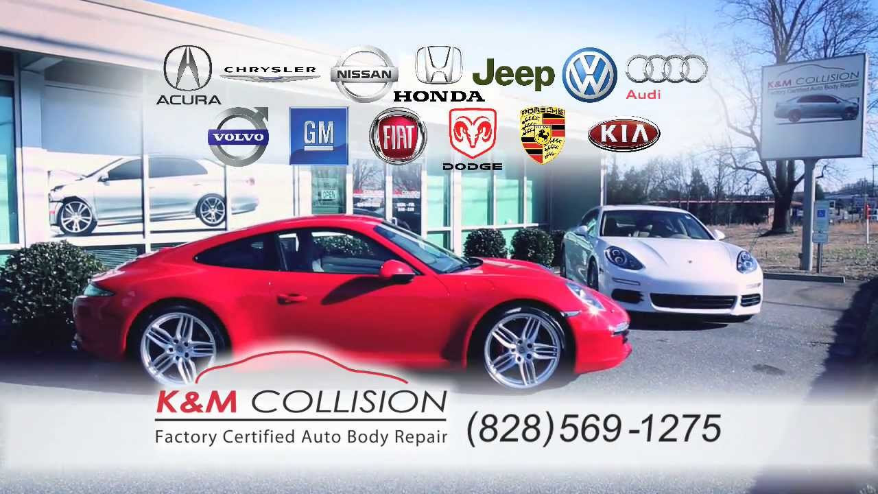 K And M Auto >> K M Collision Auto Body Shop In Hickory North Carolina