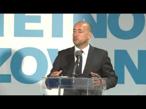UNICEF MNE - Benjamin Perks, UNICEF Montenegro Representative