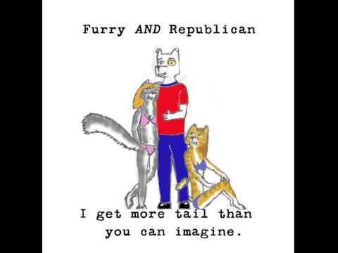 REPUBLICAN Furry and PROUD!!!!!