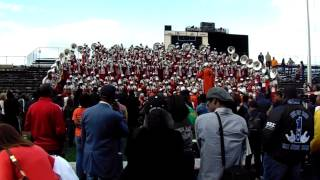 the marching 100 if it ain t about the money