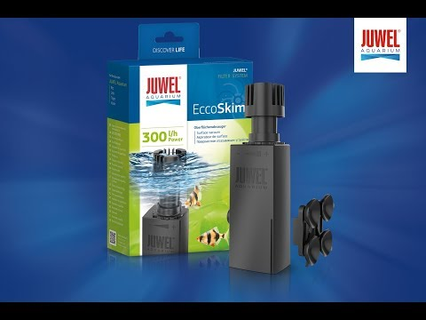 JUWEL Aquarium - EccoSkim - surface skimmer - english