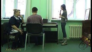 Урок вокала. A Foggy Day ч.3-я Интонация; Регистры; Динамика