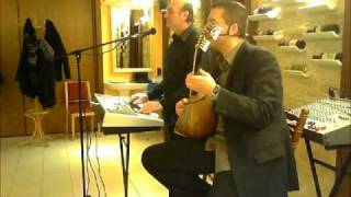 Download GEORGIOS - GRIECHISCHE LIVE MUSIK - BOUZOUKI - Roumbes potpourri 3 - 2011 MP3 song and Music Video