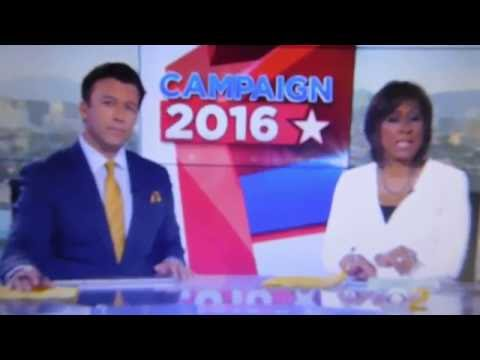 CBS News Robin Hvidston Interviewed Trump Election Coverage