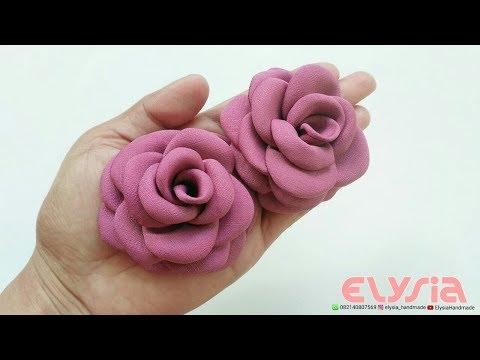 Tutorial Gardenia Menggunakan Uang  Logam | How To Make | DIY by Elysia Handmade