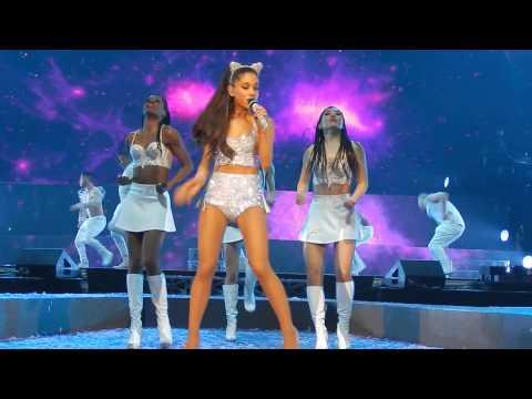Ariana Grande- Break Free (Honeymoon Tour)