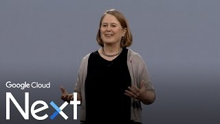 Google Cloud Next '17 - Day 1 Keynote