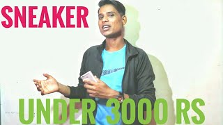 Sneakers under 3000 rupees on flipkart.