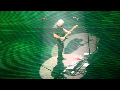 David Gilmour - Time + Comfortably Numb...