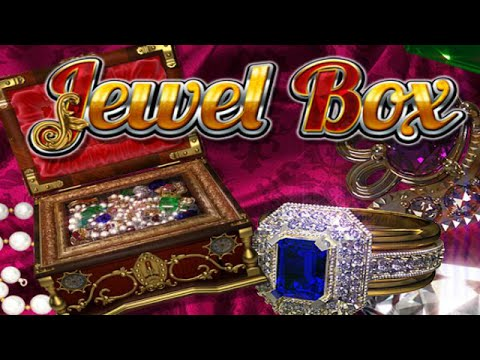 Free Jewel Box slot machine by Play'n Go gameplay ★ SlotsUp 🎁